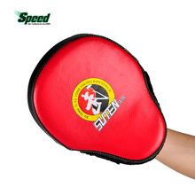 Hot Brand PU Leather Training Equipment Punching Kicking Pad Curved Target MMA Boxing Curved Punch Pad SUTENG Taekwondo Target