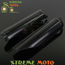 Fork Guards Dust Protection Protector For Honda CR125R CR250R CRF250R CRF250X CRF450R CRF450X Motorcycle Motocross Dirt Bike