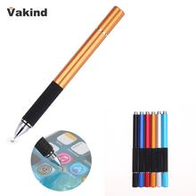 Capacitive Pen Touch Screen Drawing Pen Stylus Pen for iPhone for iPad For Smart Phone Tablet High Quality 6 Colors