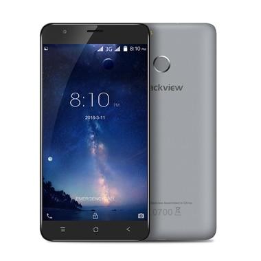 Blackview E7S Mobile Phone Android 6.0/7.0 MT6580A Quad Core 5.5″ IPS HD 2GB RAM 16GB ROM 8MP 2700mAh Fingeprint 3G Smartphone