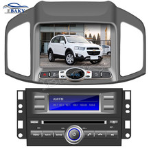 NaviTopia 8inch Car DVD Player For Chevrolet Captiva 2006- Car Multimedia With Radio Audio/Bluetooth/GPS/maps(China)