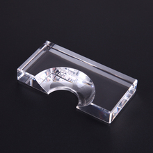 52mm Transparent Color Acrylic Snooker Billiards Position Marker Billiard Supplies for Pool Ball Snooker Accessories Clear New(China)