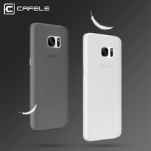CAFELE Luxury Phone Cases For Samsung Galaxy S6 Edge Case Cover For Samsung S7 S7Edge Cases Luxury Shockproof Fundas For Samsung