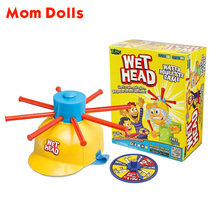 Funny Wet Head Game Wet Hat water challenge Jokes&Funny Toys Water Roulette game Kid Toys Halloween toy joke novelty toy