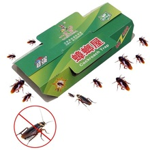 Sticker Trap Bait Set Cockroach Repeller Pest Reject Cockroaches Killing Insect Killer Pest Repeller Insect Repellent