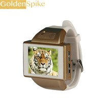 GoldenSpike AN1 Android 4.1 Smart Watch Cell Phone Dual Core 2.0 Inch Touch Screen Watch SIM Mobile Phone 2.0 MP WiFi FM GPS(China)