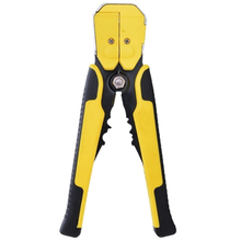 ELBA Adjustable automatic wire stripper 0.5-6.0mm yellow(China)