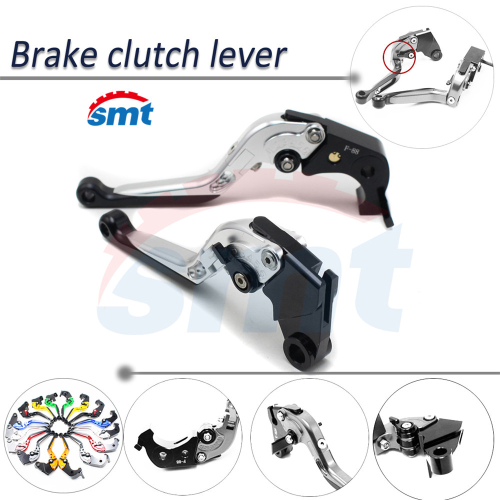 motorcycle brake lever xj6 foldable extendable brake clutch lever FOR HONDA CBF 600/S 2007<br><br>Aliexpress