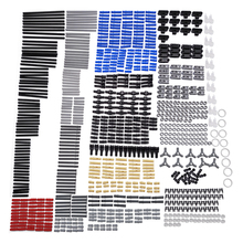 882pcs New technic series parts mini model building blocks set compatible with designer toys for kids toy building bricks Pin(China)
