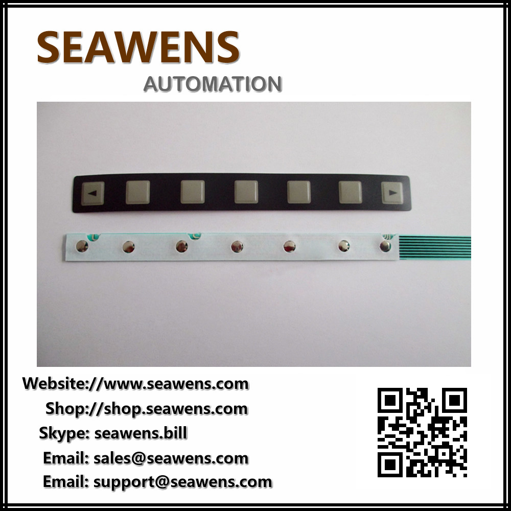A98L-0001-0252 Membrane Keypad for FUNUC panel repair (7 keys), New in stock.<br><br>Aliexpress