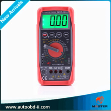 Factory price MST-2800B Intelligent Automotive Digital Multimeter for car & electronics products/digital multimeter