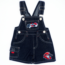 Pattern Random Color Baby Boys Girls Bib Jumpsuits Sling Pants Children Denim Overall Trousers Brand Kids Clothes Infant Jeans