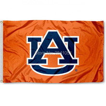 7 Color Auburn Tigers AU Allegiance Team American Outdoor Indoor Football College Flag 3X5 Custom USA Any Hockey Flag