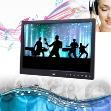 13'' HD LED Digital Photo Frame Picture Album Clock Calendar MP3/4 Movie Player Oct9(China)