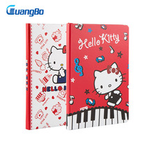 GUANGBO 1Pcs/set Hello Kitty Notebook School 128 Sheets Student Notepad Diary Book Office Planner Accessories Notes for Traveler(China)