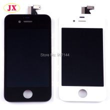 20pcs/lot free shipping oem lcd screen replacement for iphone 4 lcd digitizer(China)