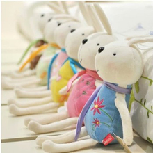 2pcs Kawaii Metoo Angela Dolls Bunny Baby Toy Smile Rabbit Plush Toy Stuffed Animal Metoo Wedding Decorations Birthday Present