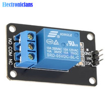 5V 1 Channel Relay Module Board Shield For PIC AVR DSP ARM MCU For Arduino(China)
