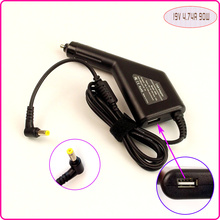 Laptop Car DC Adapter Charger Power Supply + USB Port for Acer Aspire 3020 3040 3620 3623 3680 3690 5020 5040 5043