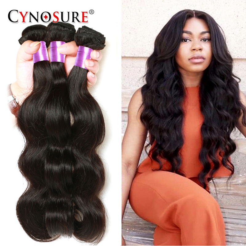 Malaysian Human Hair Weave 3 Bundles Cynosure Hair Products Malaysian Body Wave 7A Unprocessed Malaysian Virgin Hair Body Wave<br><br>Aliexpress