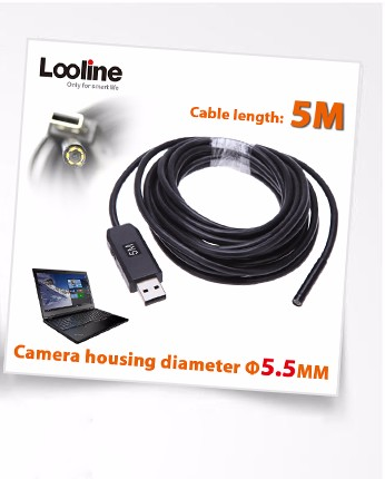3-Endoscope Camera looline