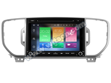 "8"" Octa-Core Android 6.0 OS Special Car DVD for Kia Sportage (QL) 2016-2018 & Kia KX5 2016-2018 (China) with 4GB RAM 32GB ROM(China)"