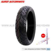 160/60-18 Motorcycle Tire For Honda  VFR MC30 Rear Tire 160 60 18 FREE MARKER
