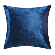 Shinny silver velvet Wholesales Pillow cushion ivory chocolate red Cushion cover floral Home Decorative 45x45cm/50*50cm(China)