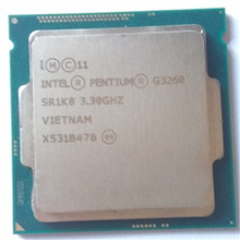 Intel Pentium Processor G3260 3.3g LGA1150 22 nanometers LGA1150 3M Cache Dual-Core CPU Processor TPD 53W ,have a g3220 sale(China)