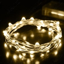 MUQGEW String Fairy Light 20LED Battery Operated Xmas Lights Party Wedding Stunning Lighting Fairy Lights Worth buying Promotion(China)