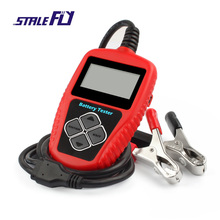 New BA101 Car Battery Tester 12V Digital Analyzer 2000CCA 220AH with Japanese Korea Multi Languages BAD Cell Test Car Tools(China)