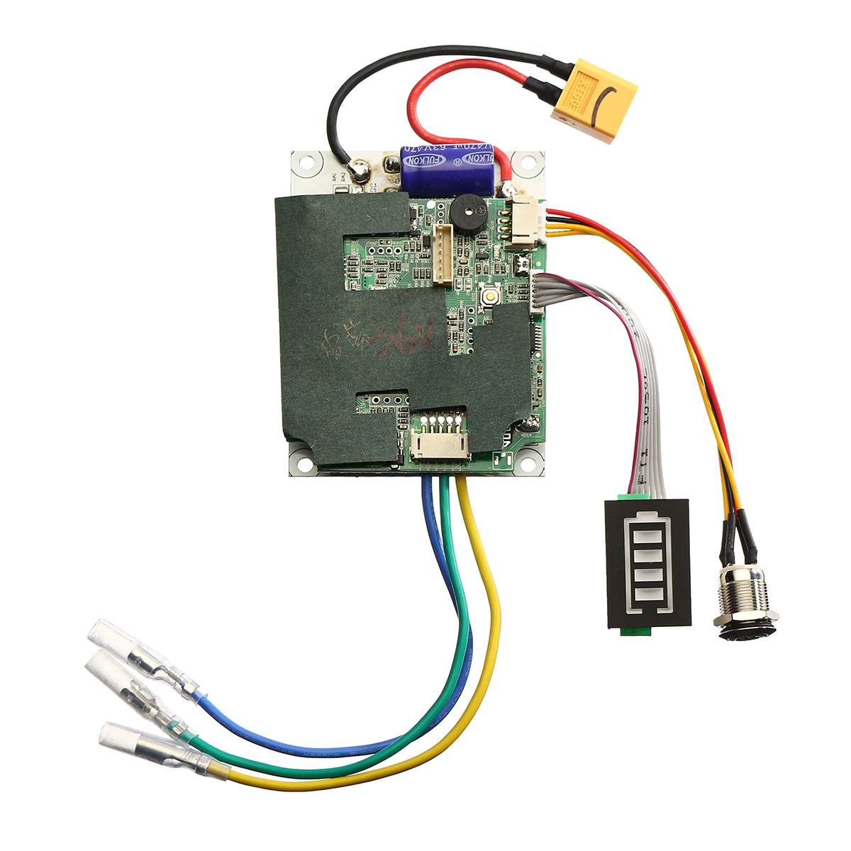 24/36V Single Belt Motor Electric Skateboard Controller Longboard ESC Substitute Parts Scooter Mainboard Instrument Tools 36