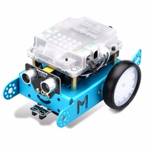 Newest Makeblock Mbot V1.1 Programmable Educational Robot Kit birthday Gift Arduino DIY Smart Robot Car Kit Bluetooth Version