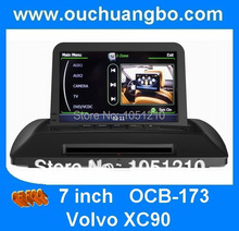S100 platform Car DVD gps navi fit for Volvo XC90 2007-2013 with Cortex A8 chipset 1080P auto stereo radio hot selling OCB-073