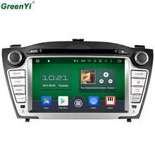 Android 6.0 2GB RAM Octa Core Car DVD GPS Radio Stereo DVD Player Fit Hyundai iX35 Tucson 2009 2010 2011 2012 2013 2014 2015
