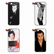 For LG Google Nexus 5 D820 D821 E980 Huawei Ascend P6 P6S P7 P8 Lite Honor 6 Mate 8 Harry Styles One Direction Phone Cover Cases