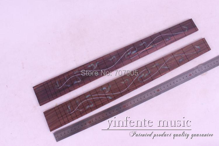New 1 pcs   Guitar Fretboard electric guitar rosewood  Fretboard Parts High quality 10 #<br>