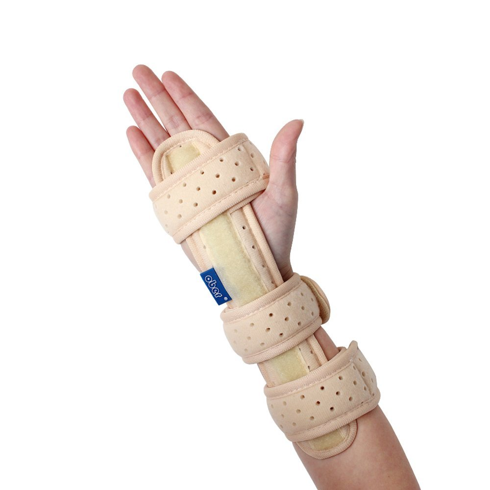 OBER Wristbands Medical Wrist Support Brace Hand Finger Aluminum Splint Strap Fixator Carpal Tunnel Syndrome Fracture Arthritis <br>