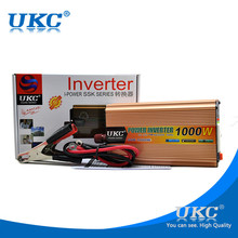 power inverter 12v 220v 1000w universal solar inverter modified sine wave free shipping(China)