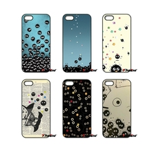 For Sony Xperia X XA XZ M2 M4 M5 C3 C4 C5 T3 E4 E5 Z Z1 Z2 Z3 Z5 Compact Soot Sprite Spirited Away My neighboor Totoro Case