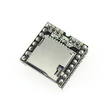 Smart Electronics  Mini MP3 Player Module TF Card U Disk Mini MP3 Player Audio Voice Module Board For Arduino DF Play Wholesale