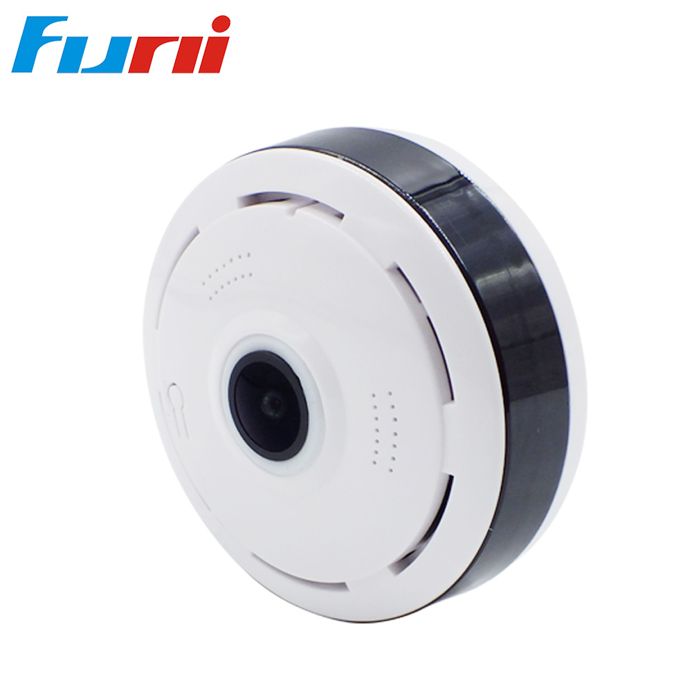 Funi 1080P HD Wifi IP Camera Wi-fi Video Surveillance Night Security Camera Indoor Baby Monitor VR Panoramic Camera Wireless<br>