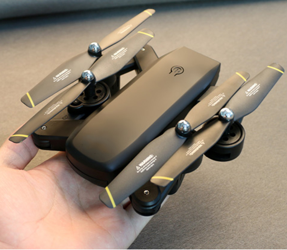 Professional Selfie Drone Optical Follow Me RC Quadcopter with Dual Camera HD 7P FPV Dron Helicopter VS XS809S SG700 E58 9