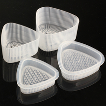 4pcs Sushi Mold Rice Ball Maker Sushi Rice Cake Press Mold Maker Housewife Essential(China)