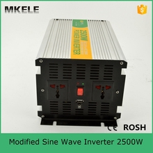 MKM2500-242G dc to ac micro power inverter 24v 220/230vac 2500watt modified sine wave converter inverter power express inverter(China)
