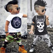 2017 New style summer Newborn Baby Clothing Sets BoyCotton cartoon Short Sleeve 2pcs Bebes Baby Girl Clothes