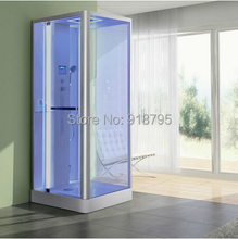 luxury steam shower enclosures bathroom steam shower cabins jetted massage walking-in sauna rooms 8072