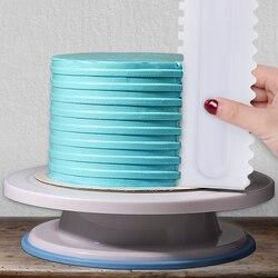 IVYSHION торт скребок Печенье Торт край украшения гребень резец сглаживатель инструменты 6 дизайн текстуры инструменты для выпечки Кухня форма...