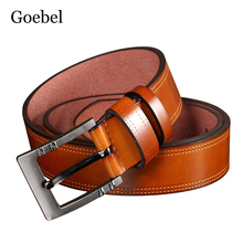 Buy Goebel Pin Buckle Belts Man PU Leather Casual Men Business Belts Fashion Popular Brand Belts Male for $3.89 in AliExpress store