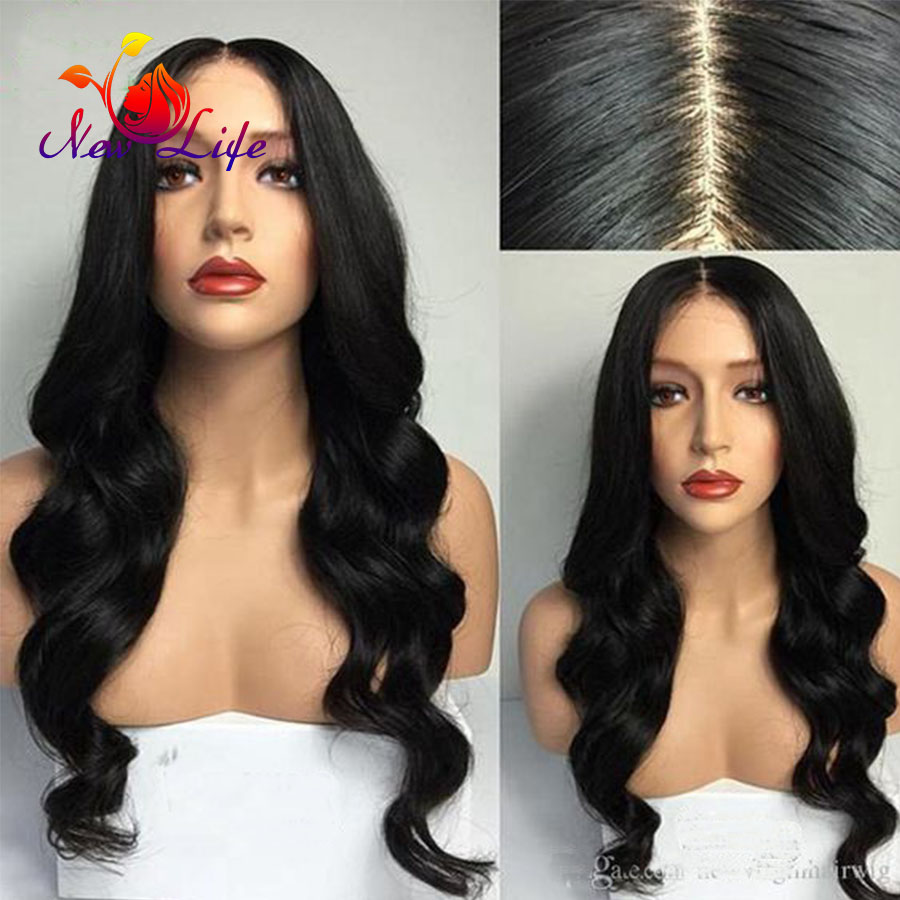 Beautiful Hair Wigs Heat Resistant Long Body Wave Synthetic Lace Front Wig With Natural Hairline Loose Wave Synthetic Wigs<br><br>Aliexpress